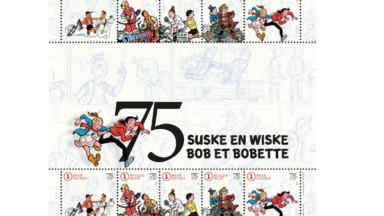 Bpost dévoile sa collection de timbres-poste pour 2020