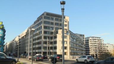 Le projet de 14 gratte-ciels rue de la Loi à l'enquête publique