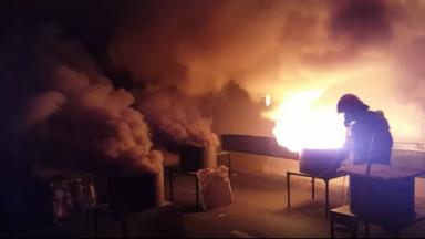 Exercice grandeur nature des pompiers bruxellois dans le tunnel Porte de Hal