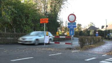 Wemmel : les riverains se plaignent d'une déviation dangereuse