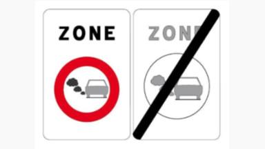 La Région bruxelloise envoie un rappel aux propriétaires de véhicules exclus en 2020