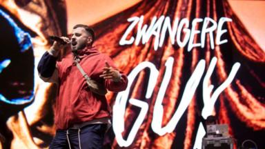 Le rappeur bruxellois Zwangere Guy nommé sept fois aux Music Industry Awards
