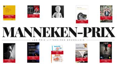 Manneken-Prix : le palmarès 2019 des prix littéraires bruxellois