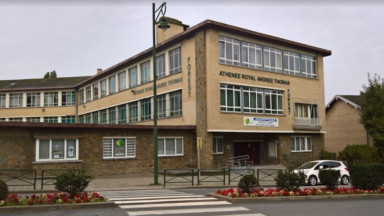 Forest : la CGSP réclame le renvoi de la directrice de l'Athénée Andrée Thomas