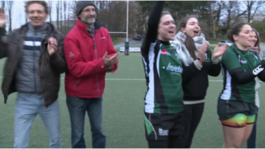Le Kituro s'impose dans le derby face aux Ladies de Boitsfort (45-13)