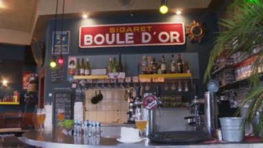 Saint-Gilles : la brasserie La Boule d'Or fête son dernier Noël