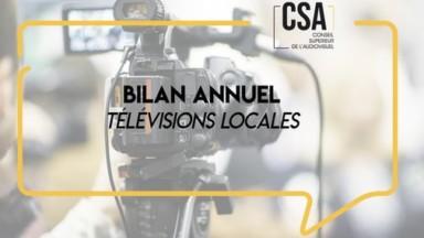 Les télévisions locales produisent de plus en plus, selon le CSA
