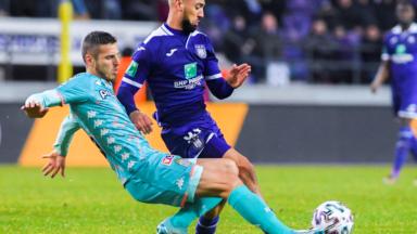 Anderlecht concède un nouveau nul blanc contre Charleroi