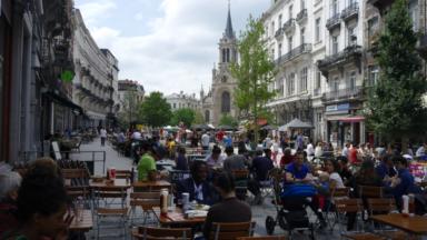 Saint-Gilles : les extensions de terrasse sont prolongées