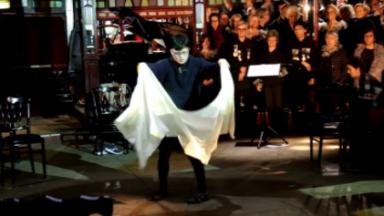 Le célèbre Opéra Carmen réinterprété