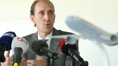 Dieter Vranckx nouveau CEO de Brussels Airlines