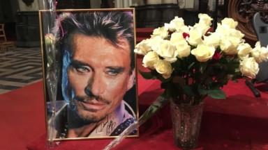 Une messe hommage à Johnny Hallyday organisée ce vendredi à Laeken