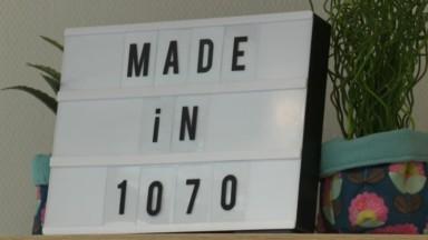 Anderlecht ouvre la première boutique 100% locale