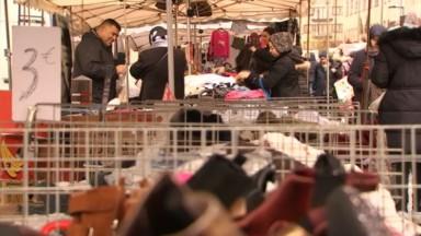 Schaerbeek : le marché de la rue Royale Sainte-Marie victime des travaux dans le quartier