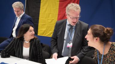 Climat : les quatre ministres belges confirment l'objectif -35%