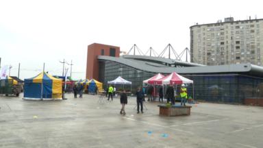 MolenWest : une nouvelle occupation temporaire au pied de la gare de l'Ouest