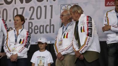 Roger Goossens, ancien hockeyeur bruxellois et quadruple olympien, est décédé
