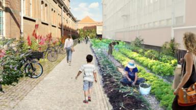 Une équipe franco-belge dessinera les espaces publics de Usquare