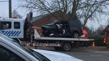Accident à Silly : certains des passagers de la camionnette pourraient être Bruxellois