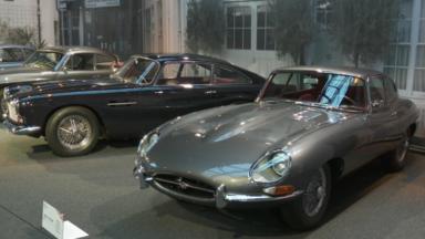 Les voitures mythiques anglaises mises à l'honneur à l'Autoworld