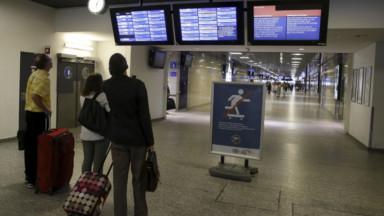 La ponctualité des trains en baisse en novembre