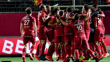 Les Red Lions sont l'Equipe belge de l'année comme en 2012, 2016 et 2018