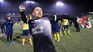 Croky Cup : l'Union Saint-Gilloise atteint de justesse les quarts de finale