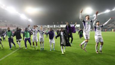 Croky Cup : Anderlecht élimine Mouscron, Kompany sort blessé