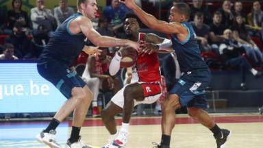 Basket : Viktors Iljins, un géant lituanien de 2m16 au Phoenix Brussels
