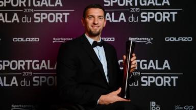 """Joachim Gérard, athlète paralympique de l'année : """"encore plus heureux qu'en 2013"""""""