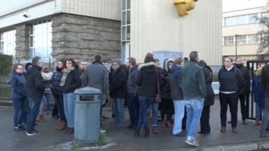 Anderlecht : arrêt de travail à la Haute Ecole Lucia de Brouckère