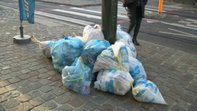 Bruxelles-propreté : tournées de rattrapage des collectes, sous pression