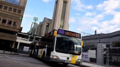 Un nombre record d'amendes routières pour De Lijn en 2020
