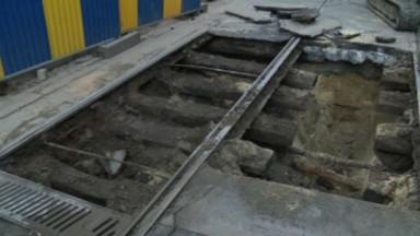 Uccle : effondrement de voirie chaussée d'Alsemberg