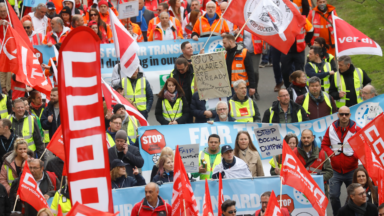 La FGTB organisera une manifestation nationale le 28 janvier