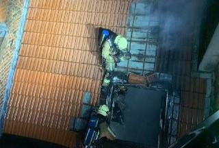 Etterbeek : une personne blessée à la suite d'un incendie avenue de la Chasse