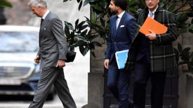 Fédéral : les informateurs royaux attendus chez le Roi pour un rapport intermédiaire