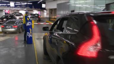 Une centaine d'emplois menacés chez Interparking : le site de Bruxelles concerné