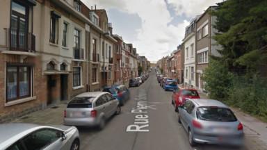 Auderghem : intervention musclée de la police ce matin rue Pierre Schoonjans