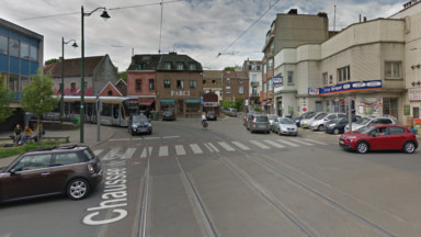 Uccle : une personne renversée par un bus sur un passage pour piétons, elle est grièvement blessée