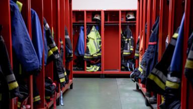Important feu de toiture dans une villa à Uccle: une trentaine de pompiers mobilisés