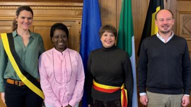Schaerbeek : Denise Malamba Kifaya nouvelle conseillère CPAS