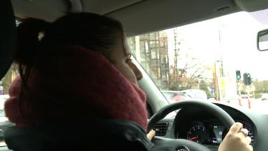 Nouvel An : des jeunes passent des tests pour devenir Responsible Young Drivers