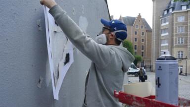 Bruxelles Mobilité et la STIB recherchent des artistes de Street Art