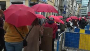 Une marche pour dénoncer les violences faites aux travailleuses et travailleurs du sexe