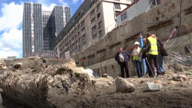 Terre urbaine au Parking 58 : à la recherche d'un Bruxelles enfoui
