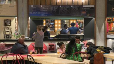 """Le nouveau food market """"Wolf"""" ouvrira ses portes le 14 décembre dans le centre de Bruxelles"""