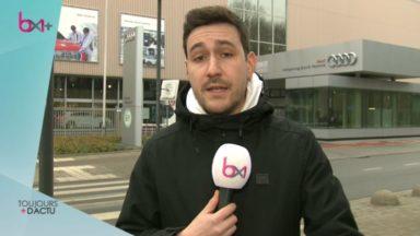 Audi Brussels : 16 jours de chômage technique et 145 emplois intérimaires gelés