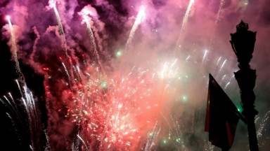 Le SPF Économie dépose un recours en annulation contre l'interdiction des feux d'artifice en Flandre