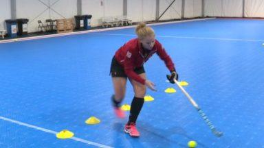 """Marine Truyens, hockeyeuse : """"Les femmes s'investissent dans le sport autant que les hommes mais sans la même visibilité"""""""